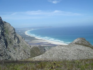 View-from-Fernkloof-to-Grotto-Beach-